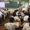 地域防災をテーマに高槻市の中学生と交流しました。
