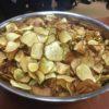 シープハウスでサツマチップスを食べました!
