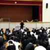 島本高校の人権研修で、お話させていただきました。
